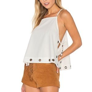 Free People Tops - Free People City Fever Top